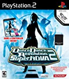 Dance Dance Revolution SuperNova 2 Bundle (includes Dance Mat) - PlayStation 2