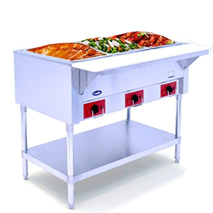 amazon com commercial electric steam table electric food warmer rh amazon com