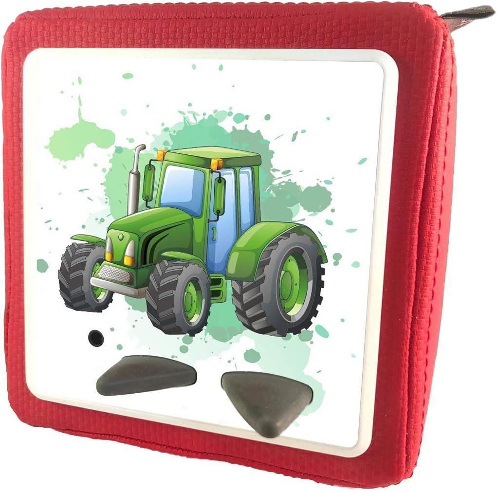 Schutzfolie passend f/ür Toniebox Traktor Farbklecks-Collection