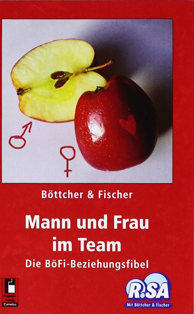 Mann und Frau im Team: Die BöFi-Beziehungsfibel