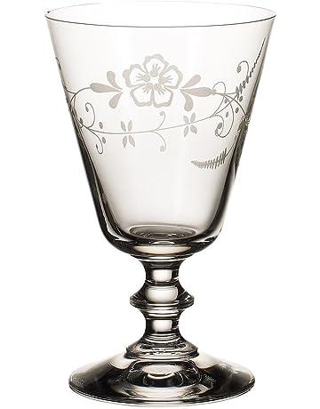Villeroy & Boch Vieux Luxembourg Copa de vino tinto, 240 ml, Cristal, Transparente
