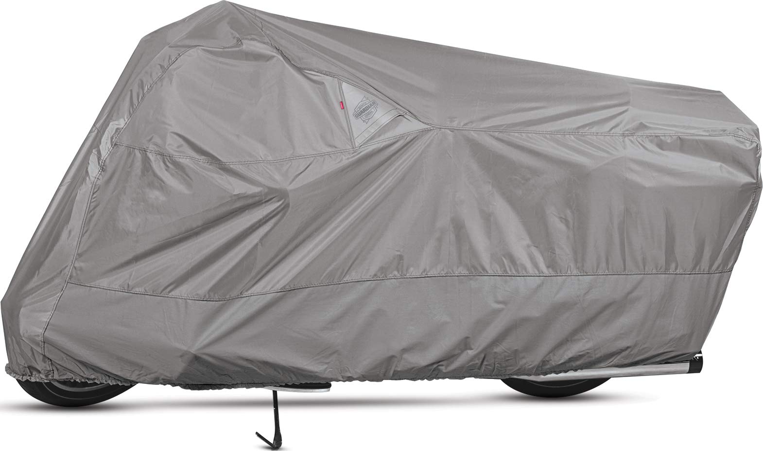 Dowco Guardian 50004-07 WeatherAll Plus Indoor/Outdoor Waterproof Motorcycle Cover: Grey, X-Large by Dowco