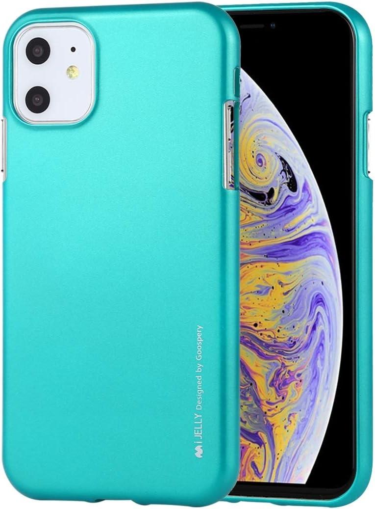 XIXI Phone Mercurio i-Jelly TPU Prueba de Golpes y arañazos Caso ...