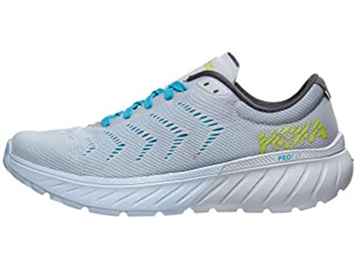 04a35dcf1c0ca Amazon.com | Hoka Womens Cavu 2 White/Nimbus Cloud 9 | Running