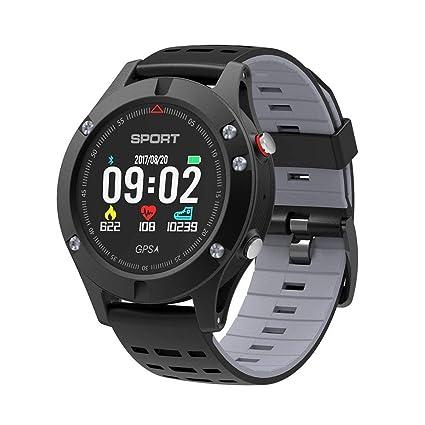 Reloj Inteligente Stoga F5 Reloj Deportivo Fitness Tracker Frecuencia Cardíaca Monitor de Salud Impermeable IP67 Smartwatch
