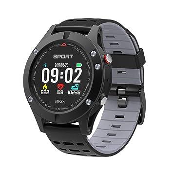 Montre Connectée pour extérieur avec GPS, montre de traqueur de forme physique de Stoga imperméabilisent la ...