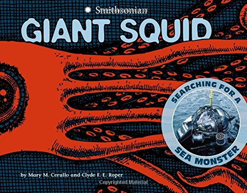 Download Giant Squid: Searching for a Sea Monster (Smithsonian) pdf