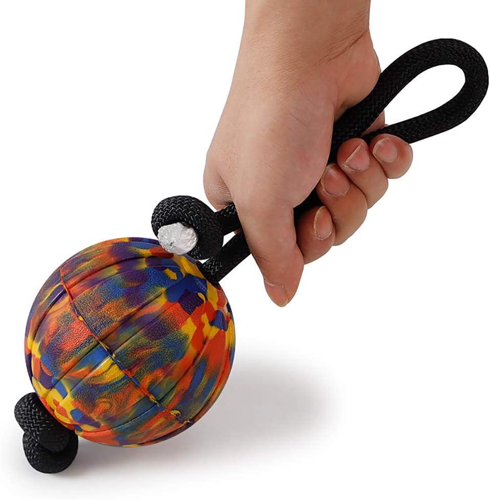 NA Juguete para lanzar perros juguetes para masticar de goma EVA para perros peque/ños y medianos 7 cm