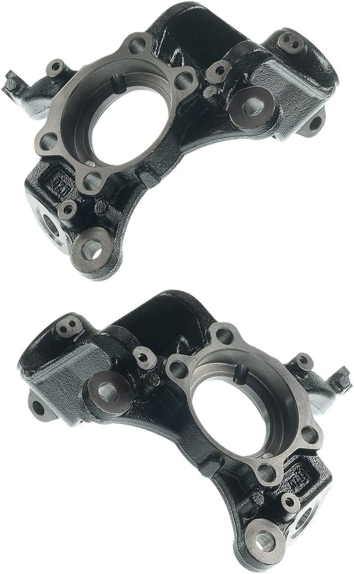 A-Premium Steering Knuckle Compatible with Volkswagen Beetle Jetta Passat 2011-2018 Front Left and Right 2-PC