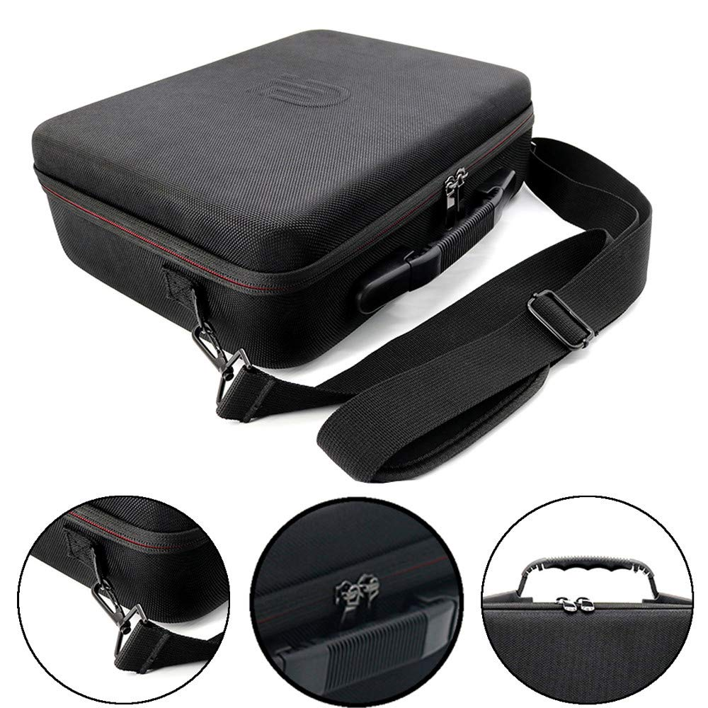 Sandistore Travel Carrying Case Compatible with DJI Mavic Pro 2/Zoom More Combo - 3X Batteries, Remote Controller, Charging Hub, Propellers and Other Accessories Sandistore Sport