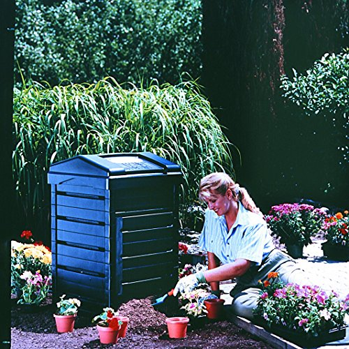 Tierra Garden Ggc Garden Gourmet Composter 9 9 Cu Ft
