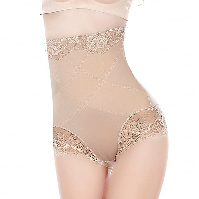 60a30e4bd932e Image Unavailable. Image not available for. Color  Sexy Slimming High Waist  Underwear ...