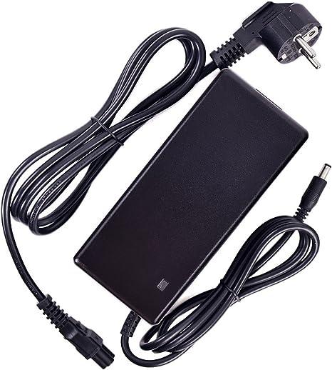 Cargador de batería para bici eléctrica, 36V 2A, DC362DE (para ...