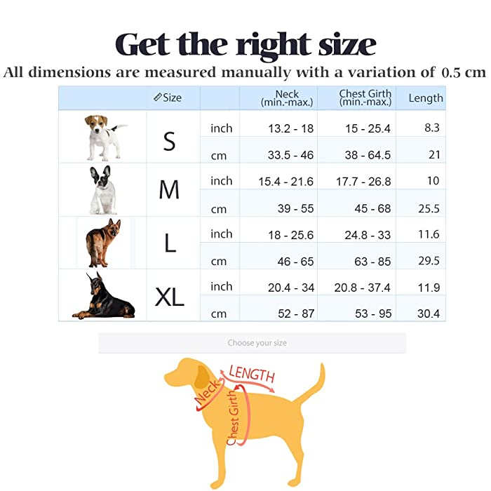Get-the-right-size