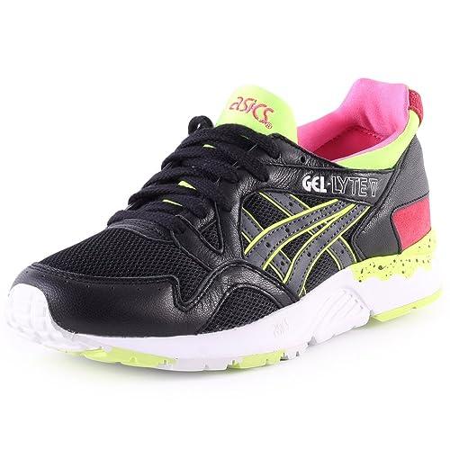 cheap for discount 3e521 a1e43 ASICS Gel Lyte V Black/Black H5Z9L9090, Trainers