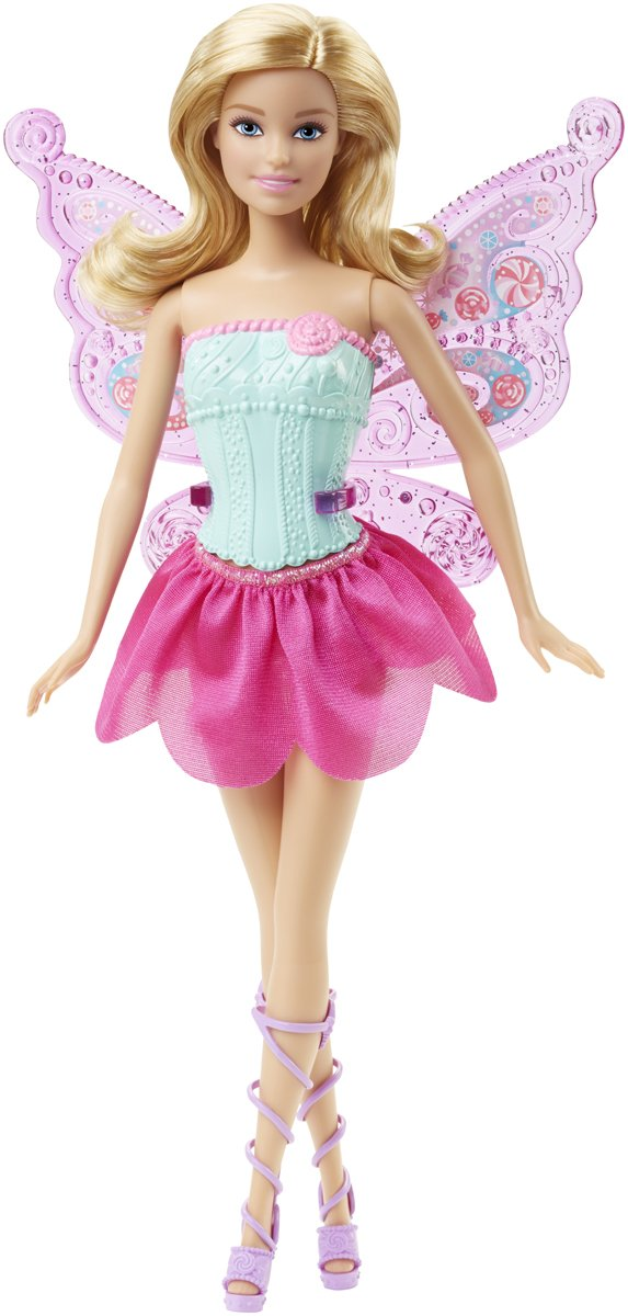Barbie Fairytale Dress Up Barbie Doll