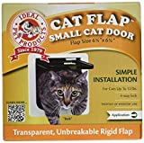 Ideal Pet Products SPF 8-3/16'' X 7-15/16'' 4 Way Locking Cat Flap
