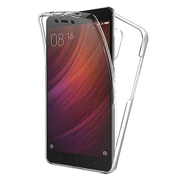 TBOC Funda para Xiaomi Redmi Note 4: Amazon.es: Electrónica