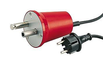Landmann Holzkohlegrill Gussgrill 0853 : Landmann grillmotor elektrisch rot cm amazon garten