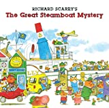 Richard Scarry's the Great Steamboat Mystery, Richard Scarry, 1454910100