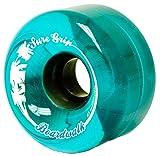 Sure-Grip Boardwalk Outdoor Wheels - Blue