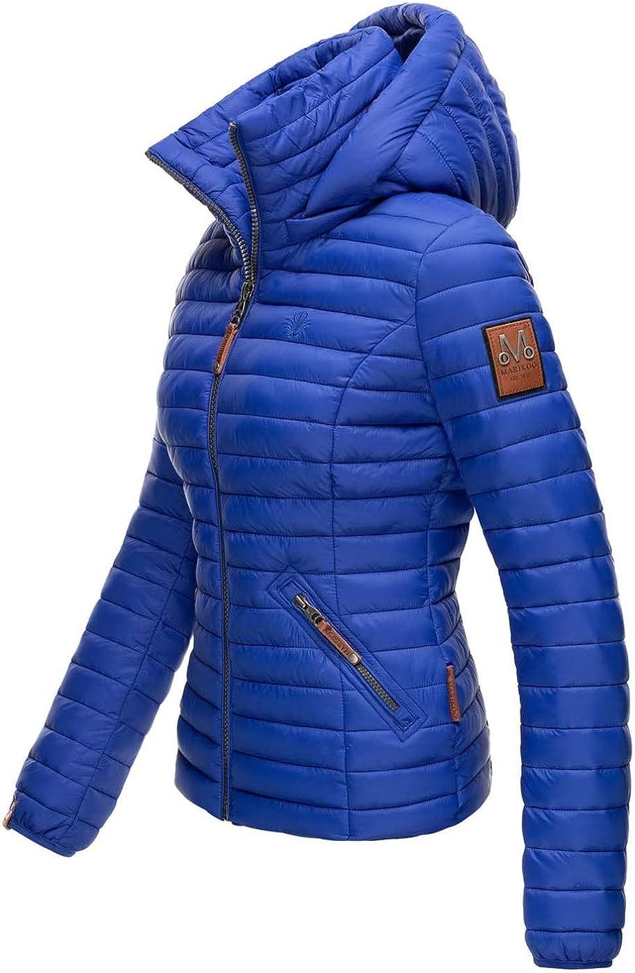 Marikoo Damen Jacke Steppjacke /Übergangsjacke gesteppt B839