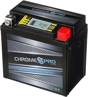 CB CHROMEBATTERY YTX5L-BS iGel lead_acid_battery