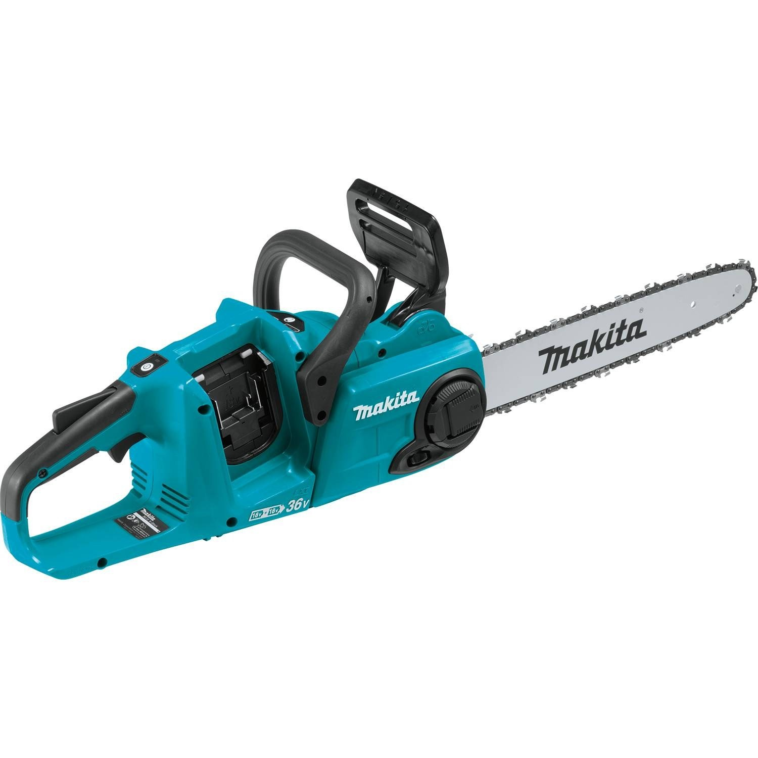 Makita XCU03Z 18V X2 (36V) LXT Lithium-Ion Brushless Cordless 14'' Chain Saw, Tool Only