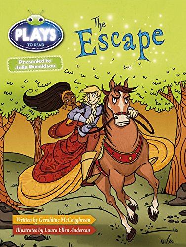 Julia Donaldson Plays White/2A The Escape 6-pack BUG CLUB: Amazon ...