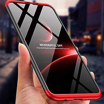 SHIEID Huawei Honor 8X MAX Funda, Ultra Slim Anti-Rasguño y ...