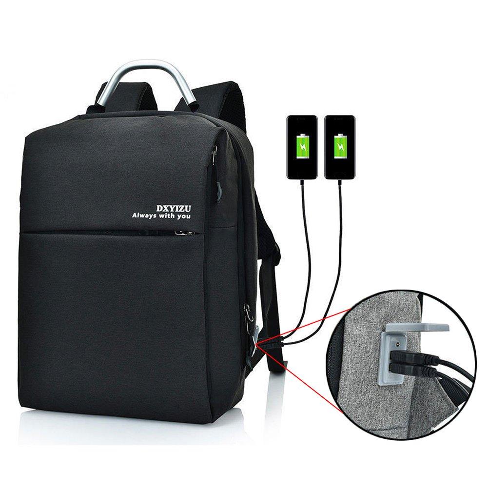7cf04246d2 low-cost Bestmemories Waterproof Anti-theft Backpack Multi-functional  Double USB Charging Book