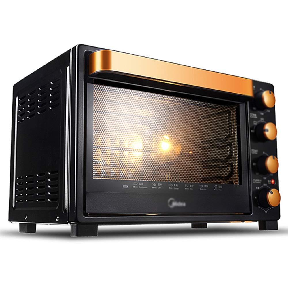 お気に入り HATHOR-23 HATHOR-23 ミニオーブンホームベーキングケーキパン電気オーブン家庭用ベーキング多機能独立した温度制御32リットル焼きフォークバーベキューキッチンオーブン B07PWWTK3K, ルミエールshop:604dea7b --- b2b.casemyway.com