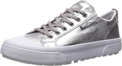 UGG Women's Aries Metallic Sneaker