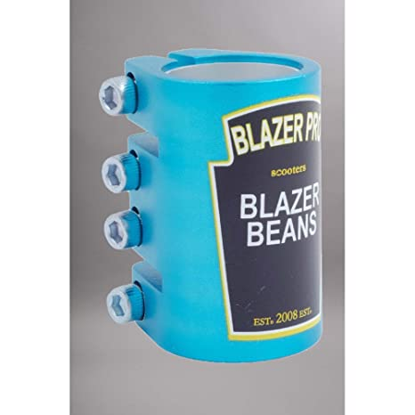 Blazer Pro - Patinete freestyle de abrazaderas Blazer collar ...