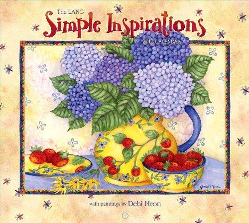 The Lang Simple Inspirations Calenar