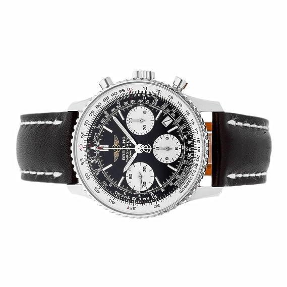 Breitling Navitimer automatic-self-wind Mens Reloj a23322 (Certificado) de segunda mano