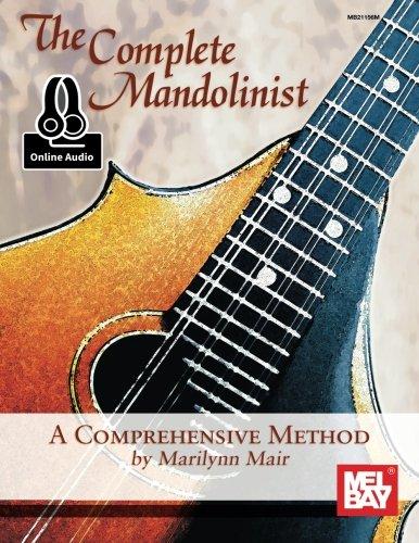 Mel Bay Classical Mandolin - Complete Mandolinist
