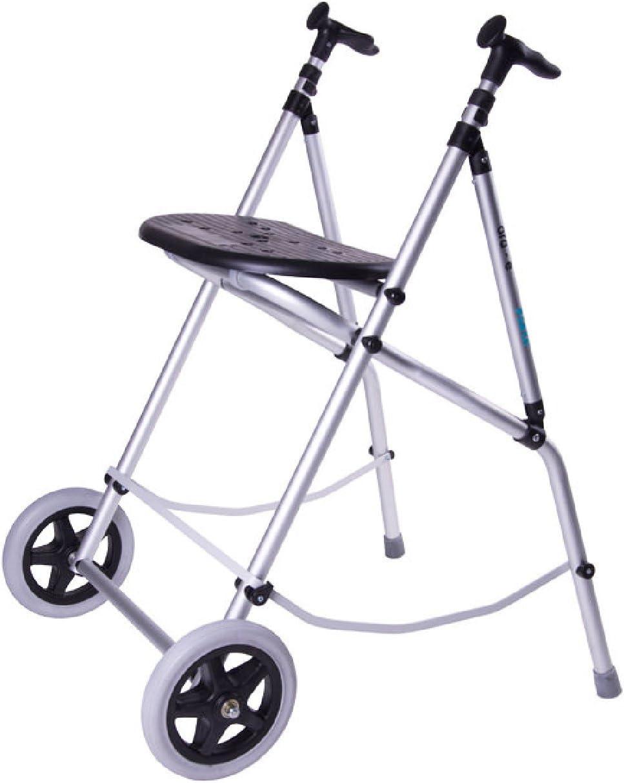 Forta fabricaciones - Andador para ancianos FORTA ARA-E - Negro, Sin accesorios