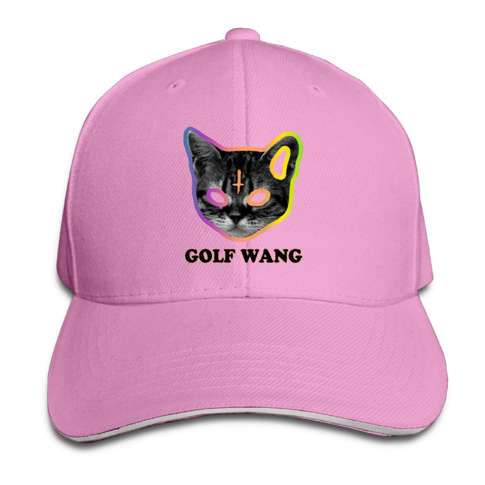 Weird Golf Hats 3