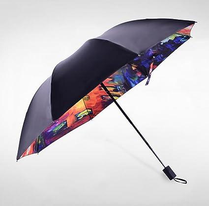 Sucastle Original, diseño, ilustración, paraguas, pintado a mano, verano, vinilo
