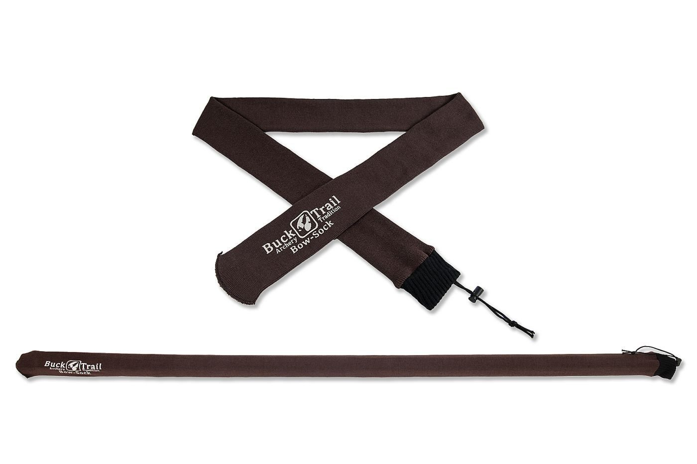 Bow-Sock Cotton with Spandex Buck Trail Archery Cover for Traditional Long Bow