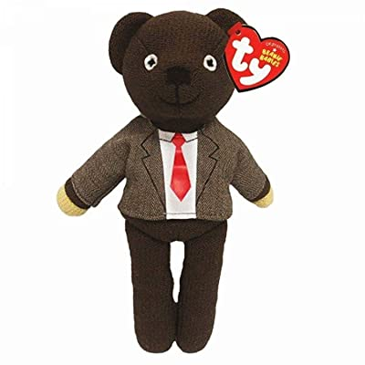 Ty Beanie Babies Mr. Bean - Jacket & Tie: Toys & Games