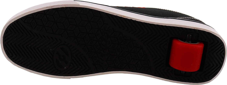 Heelys GR8 Pro Schuhe schwarz-rosa NEU 105706