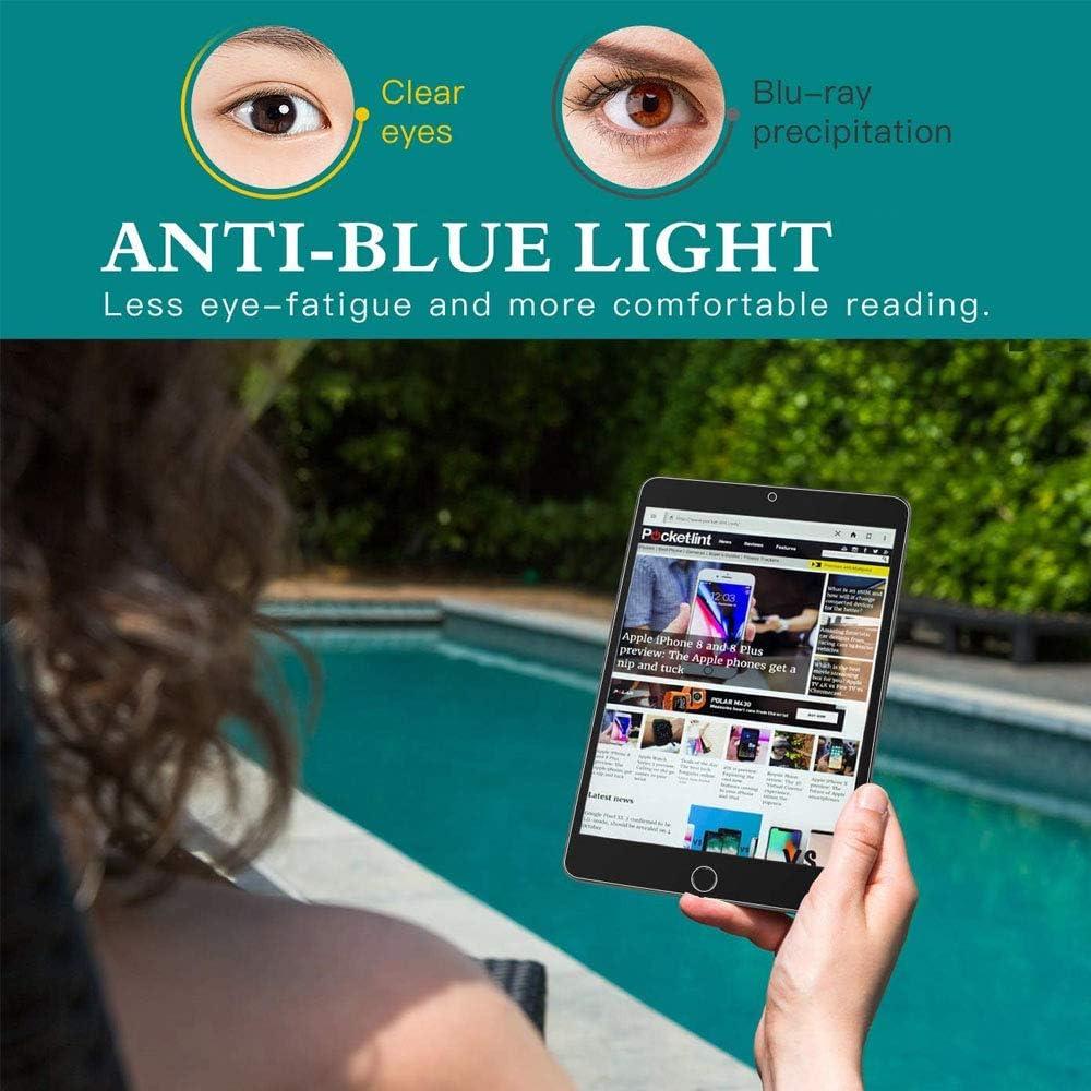 FiiMoo Anti Blue Light Protector de Pantalla Compatible con iPad ...
