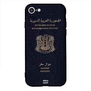 iPhone 6/ 6s Case Cover Syria Passport, Moreau Laurent Protective Casing Premium Design Covers & Cases