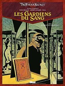 """Afficher """"Les gardiens du sang n° 3 Le carnet de Cagliostro"""""""