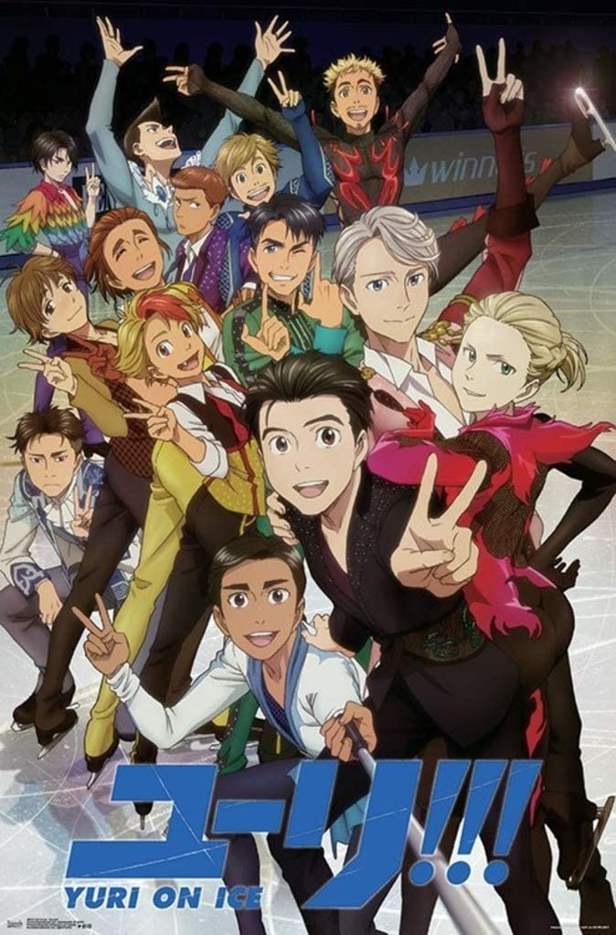 yuri on ice online free