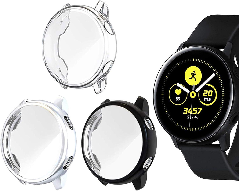 Protector de pantalla para Samsung Galaxy Watch Active 1-3un