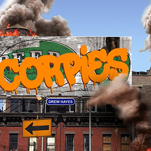 Corpies: Super Powereds Spinoff, Book 1