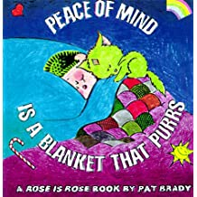 Peace of Mind Is a Blanket That Purrs (Rose Is Rose)